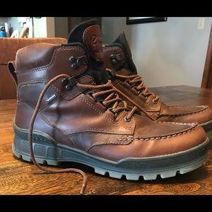 Ecco Track Ii High Mens Boots Size 44us